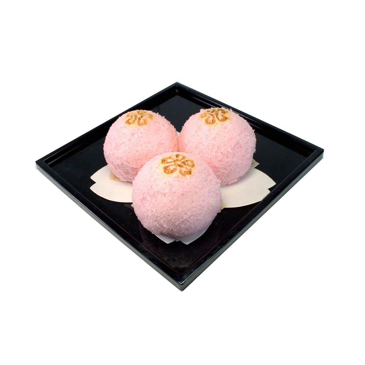 櫻花饅頭拷貝